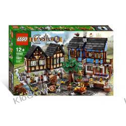 10193 RYNEK MIASTECZKA KLOCKI LEGO CASTLE