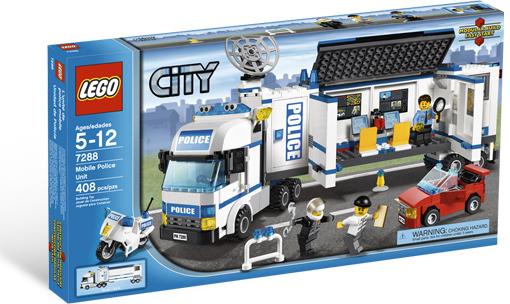 Klocki Lego City Policja
