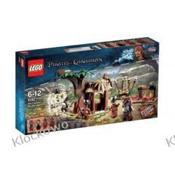 4182 UCIECZKA PRZED LUDOŻERCAMI - KLOCKI LEGO PIRATES OF THE CARRIBEAN (PIRACI Z KARAIBÓW) Straż