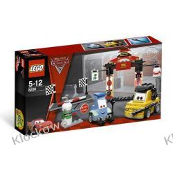 8206 PIT STOP W TOKIO (TOKYO PIT STOP) KLOCKI LEGO CARS™ (AUTA) Straż
