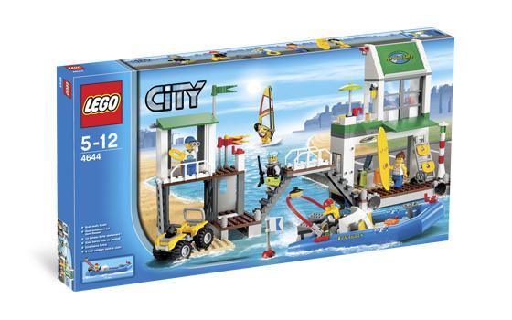 Klocki Lego City Port