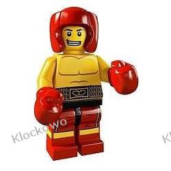8805 BOKSER (Boxer) KLOCKI LEGO MINIFIGURKI