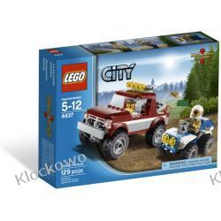 4437 POŚCIG POLICYJNY (Police Pursuit) KLOCKI LEGO CITY Straż