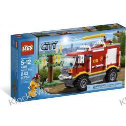 4208 TERENOWY WÓZ STRAŻACKI (Fire Truck) KLOCKI LEGO CITY