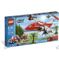 4209 SAMOLOT STRAŻACKI (Fire Plane) KLOCKI LEGO CITY