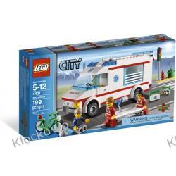 4431 KARETKA (Ambulance) KLOCKI LEGO CITY