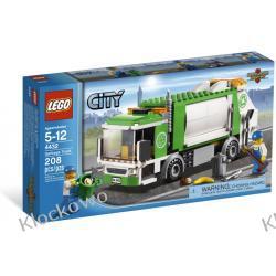 4432 ŚMIECIARKA (Garbage Truck) KLOCKI LEGO CITY