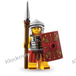 8827 Legionista Roman Soldier Klocki Lego Minifigurki Lego
