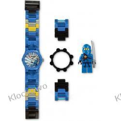 5000142 ZEGAREK NINJAGO JAY (Ninjago Jay with Minifigure Watch) LEGO NINJAGO