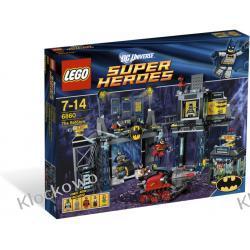 6860 THE BATCAVE- KLOCKI LEGO BATMAN