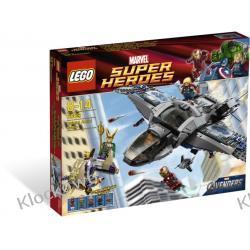 6869 AVANGERS QUINJET AERIAL BATTLE- KLOCKI LEGO SUPER HEROES