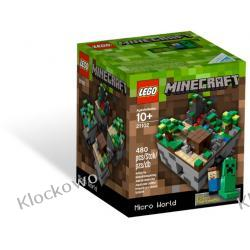 21102 - MINECRAFT MICRO WORLD - KLOCKI LEGO MINECRAFT