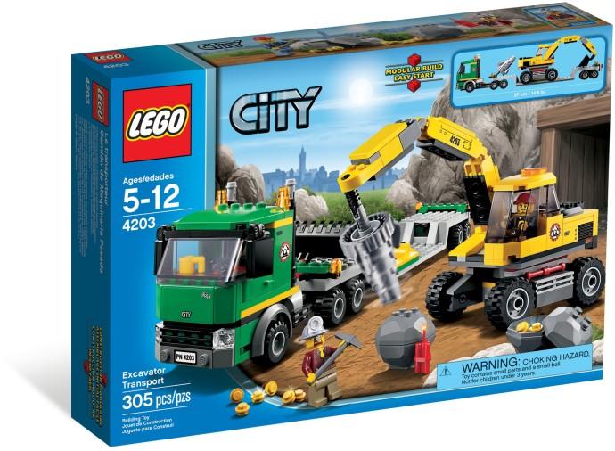 Klocki Lego City Kopalnia