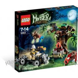 9463 - WILKOŁAK (The Werewolf) - KLOCKI LEGO MONSTER FIGHTERS