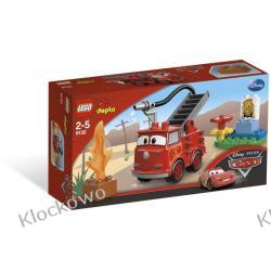 6132 EDEK (RED) KLOCKI LEGO DUPLO Straż