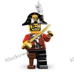 8833 KAPITAN PIRATÓW (Pirate Captain) - KLOCKI LEGO MINIFIGURKI