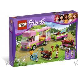 3184 SAMOCHÓD KEMPINGOWY (Adventure Camper) KLOCKI LEGO FRIENDS Straż