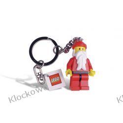 850150 BRELOK LEGO ŚWIĘTY MIKOŁAJ (Santa Claus Classic Key Chain)   Straż