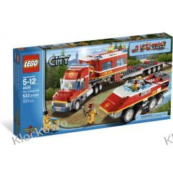 4430 TRANSPORTER  STRAŻACKI (Fire Transporter) KLOCKI LEGO CITY