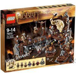 79010 BITWA Z KRÓLEM GOBLINÓW (The Goblin King Battle) KLOCKI LEGO HOBBIT