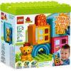 10553 KREATYWNY DOM DLA MALUSZKA (Toddler Build and Play Cubes) KLOCKI LEGO DUPLO