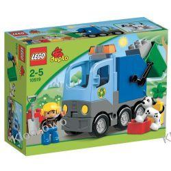 10519 ŚMIECIARKA (Garbage Truck) KLOCKI LEGO DUPLO Straż