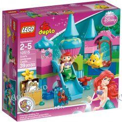 10515 PODWODNY ZAMEK ARIELKI (Ariel's Undersea Castle) KLOCKI LEGO DUPLO Straż