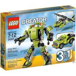 31007 SUPER ROBOT (Power Mech) KLOCKI LEGO CREATOR Straż