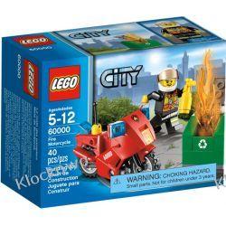 60000 MOTOCYKL STRAŻACKI (Fire Motorcycle) KLOCKI LEGO CITY