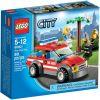 60001 SAMOCHÓD KOMENDANTA STRAŻY POŻARNEJ (Fire Chief Car) KLOCKI LEGO CITY