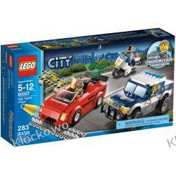 60007 SUPERSZYBKI POŚCIG (High Speed Chase) KLOCKI LEGO CITY Straż