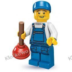 71000 HYDRAULIK (Plumber) - KLOCKI LEGO MINIFIGURKI