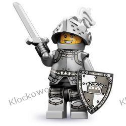 71000 HEROICZNY RYCERZ (Heroic Knight) - KLOCKI LEGO MINIFIGURKI