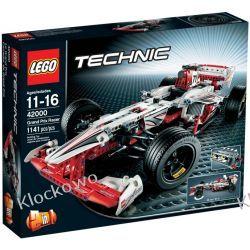 42000 SAMOCHÓD WYŚCIGOWY (Grand Prix Racer) KLOCKI LEGO TECHNIC Straż