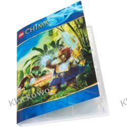 850598 ALBUM NA KARTY LEGO CHIMA  (Game Cards Binder) - LEGO GADŻETY Straż