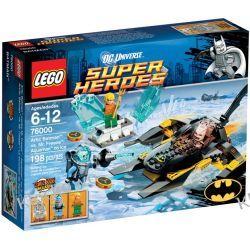 76000 Arctic Batman vs. Mr Freeze : Aquaman on Ice - KLOCKI LEGO BATMAN Straż