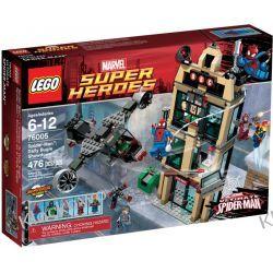 76005 Spider-Man : Daily Bugle Showdown - KLOCKI LEGO SUPER HEROES Straż