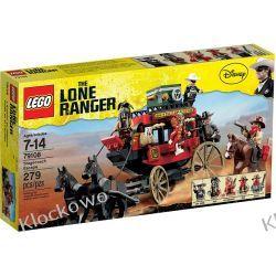 79108 UCIECZKA DYLIŻANSU (Stagecoach Escape) - KLOCKI LEGO LONE RANGER