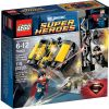 76002 STARCIE W METROPOLIS (Superman Metropolis Showdown)- KLOCKI LEGO SUPER HEROES
