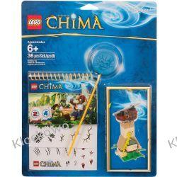 850777 ZESTAW Z AKCESORIAMI LEGO CHIMA (Legends of Chima Accessory Set) - LEGO CHIMA Straż