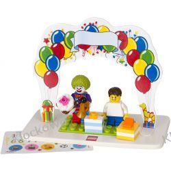 850791 URODZINOWY ZESTAW MINIFIGUREK  (LEGO Minifigure Birthday Set) - KLOCKI LEGO Straż