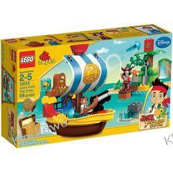 10514 STATEK PIRACKI (Jake's Pirate Ship Bucky) KLOCKI LEGO DUPLO