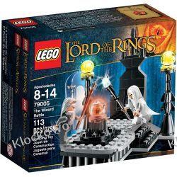 79005 POJEDYNEK CZARODZIEJÓW  (The Wizard Battle) KLOCKI LEGO WŁADCA PIERŚCIENI (LEGO LORD OF THE RINGS)