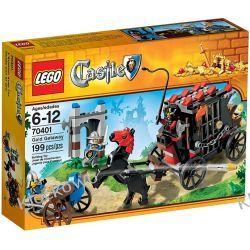 70401 UCIECZKA ZE ZŁOTEM (Gold Getaway) KLOCKI LEGO CASTLE  Straż