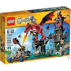 70403 SMOCZA GÓRA (Dragon Mountain) KLOCKI LEGO CASTLE