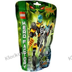 44012 EVO KLOCKI LEGO HERO FACTORY Straż