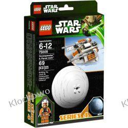 75009 Snowspeeder & Hoth KLOCKI LEGO STAR WARS