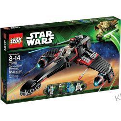 75018 JEK-14's Stealth Starfighter KLOCKI LEGO STAR WARS