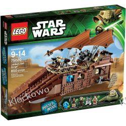 75020 Jabba's Sail Barge KLOCKI LEGO STAR WARS