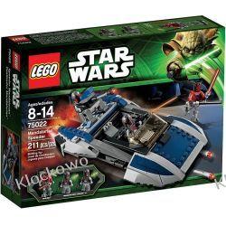 75022 Mandalorian Speeder KLOCKI LEGO STAR WARS